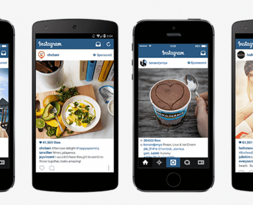 A few tips for creating successful Instagram ads.