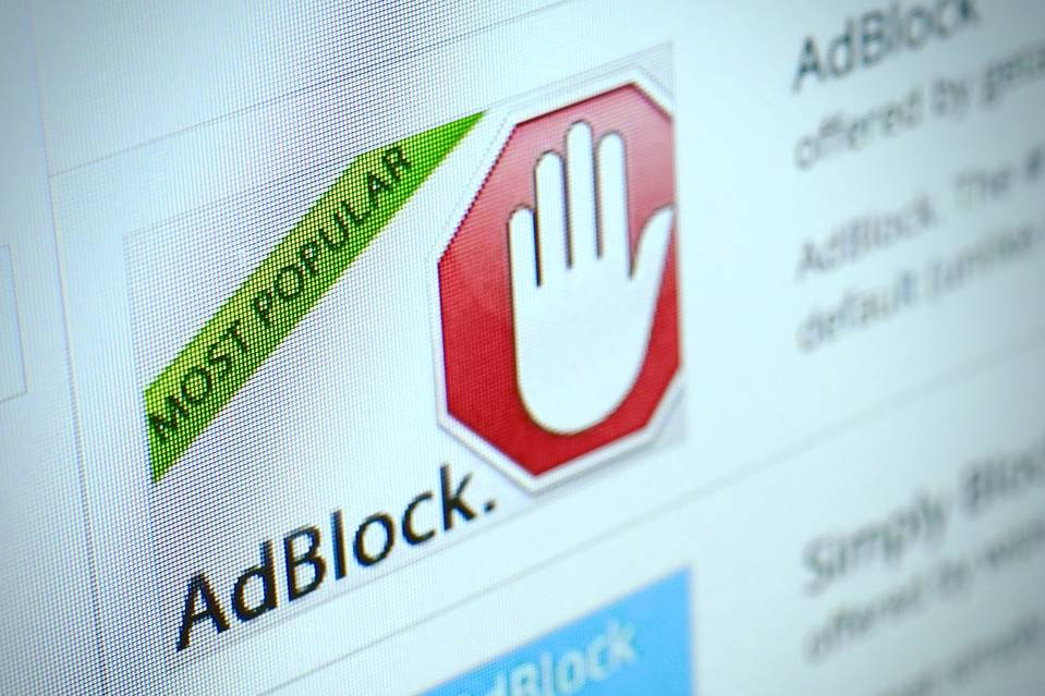Ad blocking software search