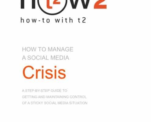 How 2 Manage a Social Media Crisis