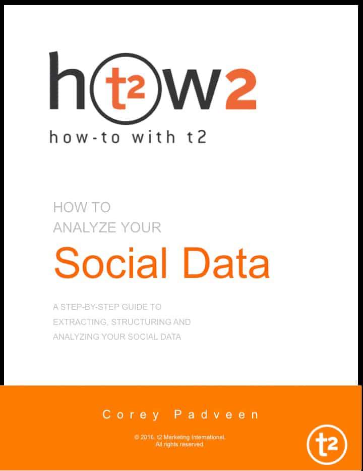 How To Properly Analyze Social Data eBook