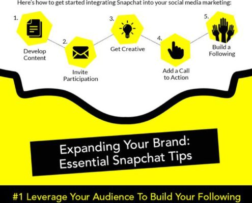 How Snapchat Can Expand Your Brand